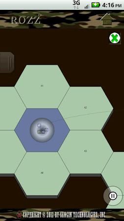 Rozz Strategy War Game: Free 2.6.0 screenshot 1141320