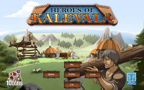 Heroes of Kalevala - screenshot thumbnail