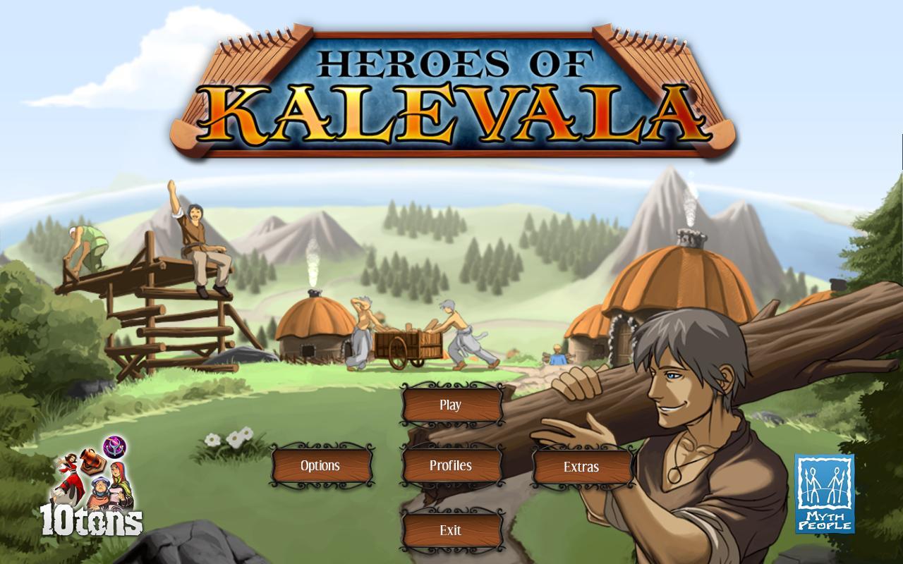 Heroes of Kalevala screenshot #1