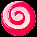 Lollipop Launcher Plus icon