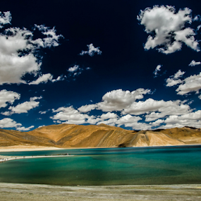 Wa by Sam's 1 Shot - Landscapes Waterscapes ( waterscape lake blue lagoon lake cloud formation  sun n sand,  )