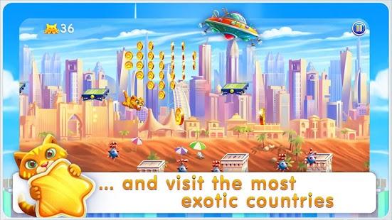 Barsik: Escape from New York - screenshot thumbnail