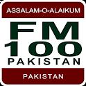 FM100 Pakistan icon