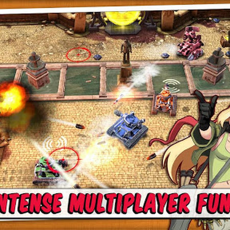 لعبة Tank Battles v1.1.0x الجديدة : Gameloft مجانية
