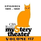 CBS Radio Mystery Theater V.17