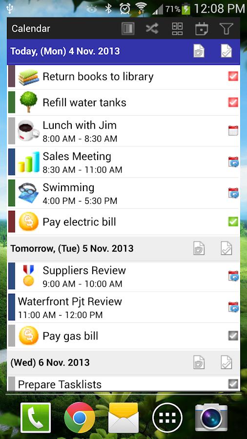 Image Result For Outlook Calendar Widget