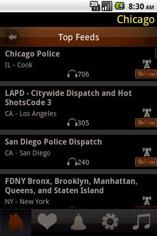 【免費音樂App】警方掃描儀-APP點子