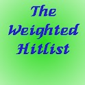 The Weighted Hitlist logo