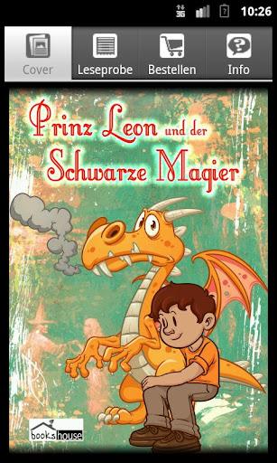 LeseProbe Prinz Leon ...