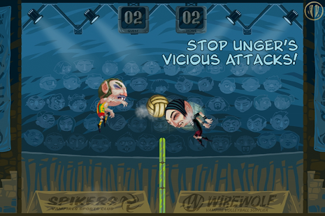 Vampire Volleyball - screenshot thumbnail