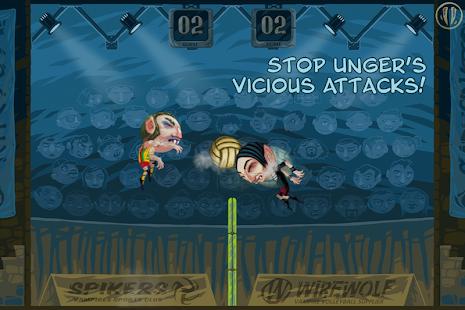 دانلود بازی والیبال خون آشام ها Vampire Volleyball v1.0.0