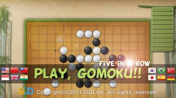 Screenshot of Dr. Gomoku