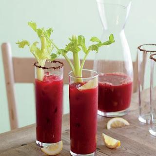 Low-Sodium Bloody Marys.