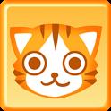 쥬스킨 카카오톡 고양이 테마 icon