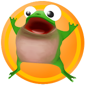 Farty Frog