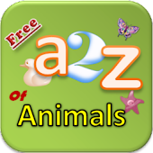 Alphabets with Animals-A2Z
