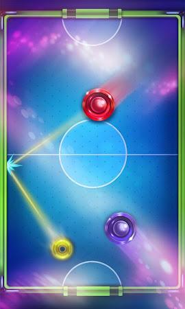 Glow Air Hockey 1.0.6 screenshot 51527