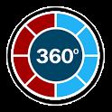 Field Compass icon