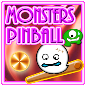 MONSTERS PINBALL for PC and MAC