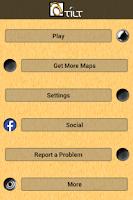 Screenshot of aTilt 3D Labyrinth