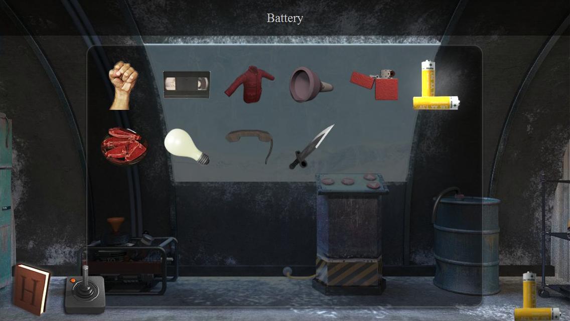 Polar Escape - screenshot