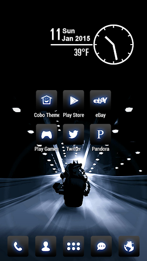 0 Cobo Launcher Easy Beautify App screenshot