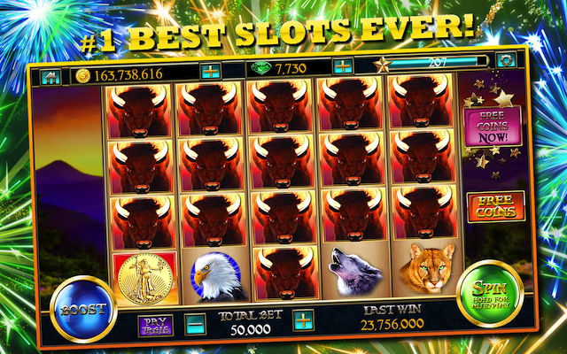 Play Buffalo Blitz Slots at Casino.com Canada