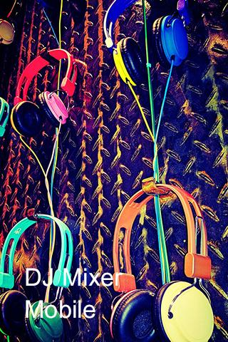 【免費娛樂App】DJ Mixer Mobile-APP點子