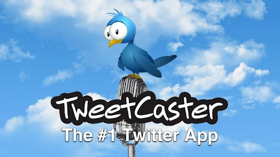 TweetCaster Pro for Twitter - screenshot thumbnail
