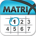 Matrix Calendar icon