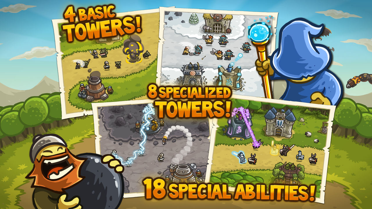 Kingdom Rush android apk