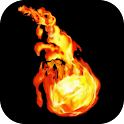 Fire Ball Toss logo
