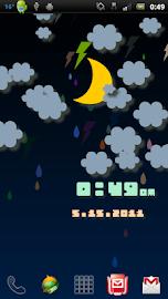 Weather Flow ! Live Wallpaper Screenshot 18