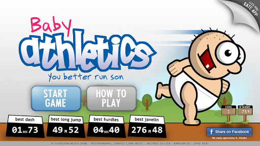 Baby Athletics