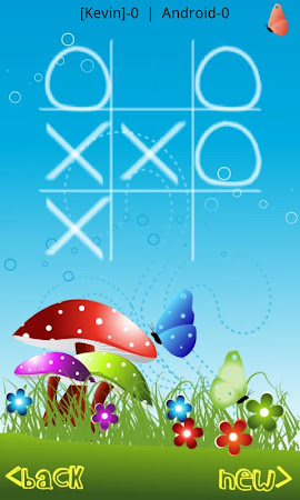 Tic Tac Toe in Blue Sky 7.0 screenshot 1723736
