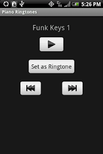 PIANO Ringtones - screenshot thumbnail
