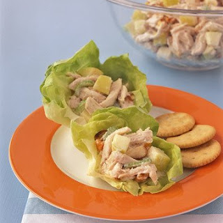 Apple-Chicken Salad.