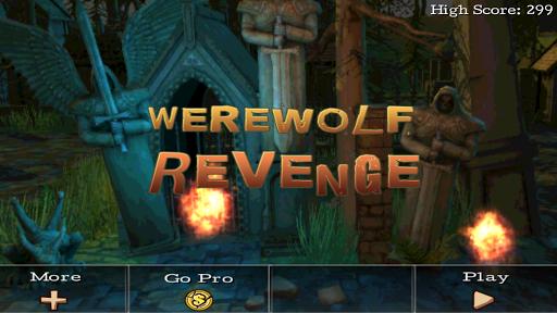Werewolf Revenge Simulator 3D