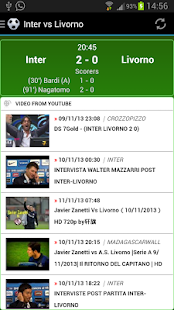 Italian Football 2014/2015 - screenshot thumbnail