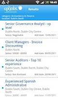 Screenshot of CPL JOBS