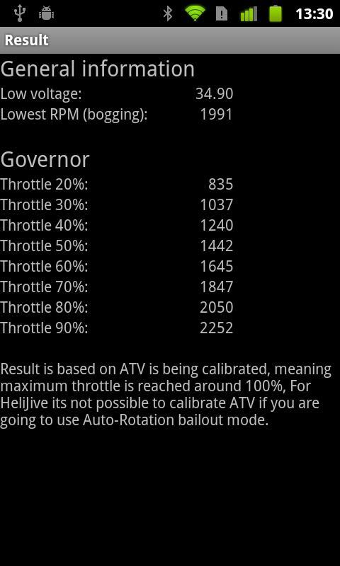 MrMel HsCalc- screenshot