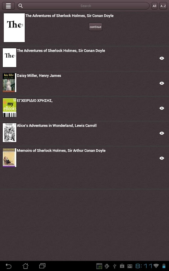 Carturesti reader (beta)- screenshot
