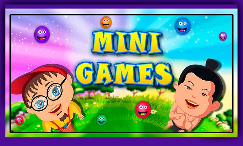 Mini Games:Ball Brick & Blocks - screenshot