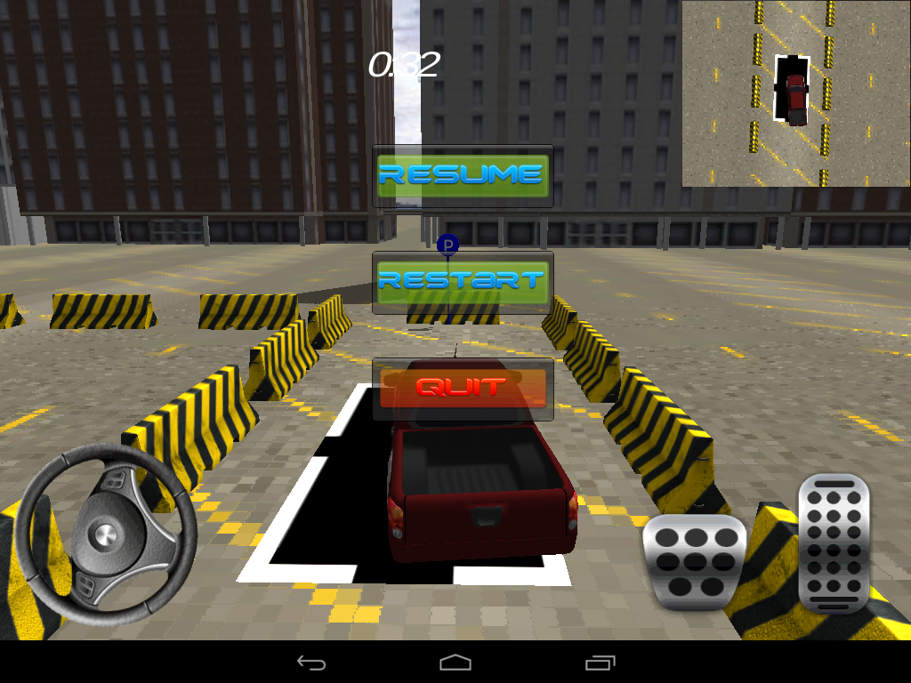 Car Parking 3D- screenshot