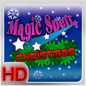 Magic Spell Christmas Spelling