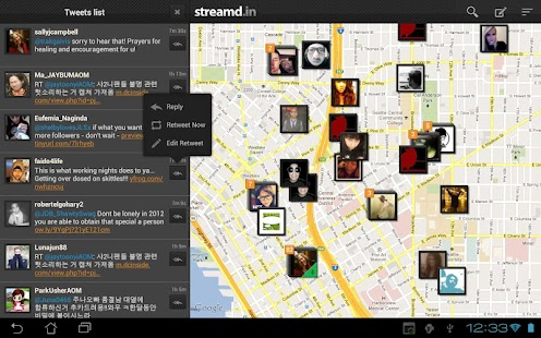 Streamd.in - screenshot thumbnail