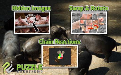 【免費解謎App】Pig Puzzle Games-APP點子