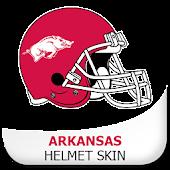 Arkansas Helmet Skin