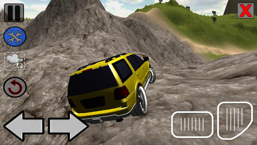 4x4 Extreme Offroad Driving 3D