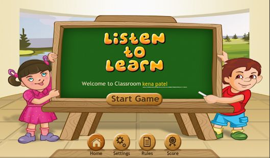 Listen to Learn English - screenshot thumbnail